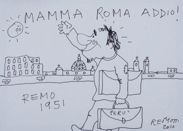 Remo Remotti, Mamma Roma