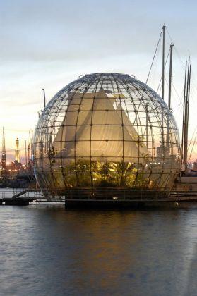 Renzo Piano, Biosfera, Genova, 2001