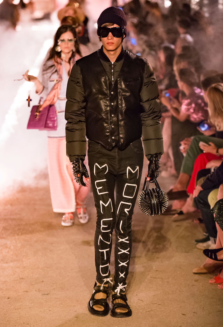 Gucci Cruise ad Arles - ph. Dan Lecca