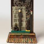 Betye Saar Guardian of Desires, 1988 (Back)Mixed media assemblage 10.75 x 7.25 x 2.75 in (27.3 x 18.4 x 7.0 cm)