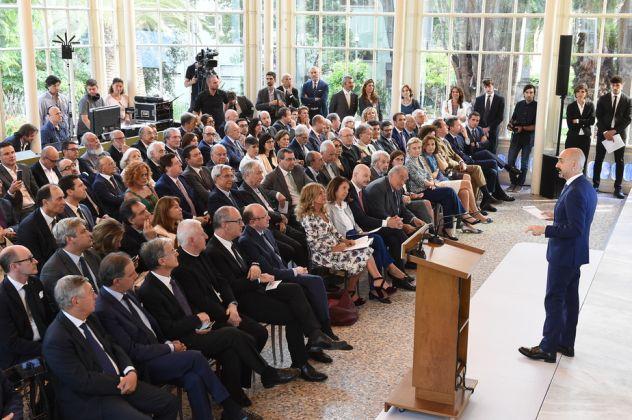 Inaugurazione Villa Blanc 18 giugno 2018 Luiss