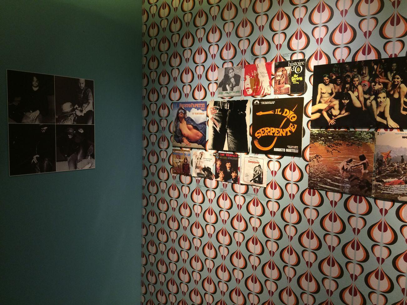 Sex & Revolution. Exhibition view at Palazzo Magnani, Reggio Emilia 2018