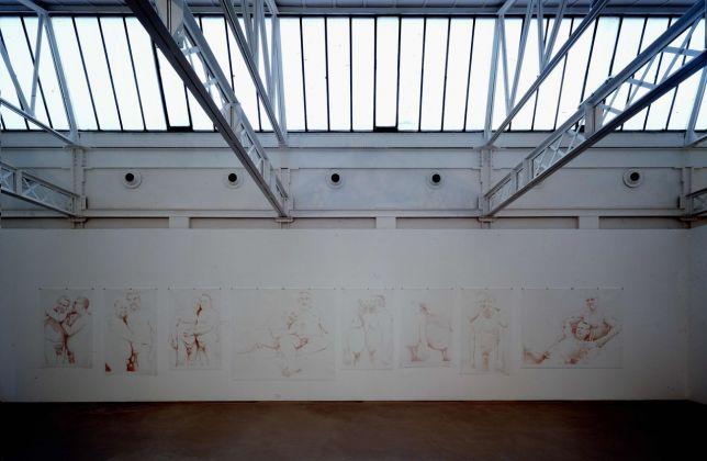 Stefano Arienti, SBQR, netnude, gayscape, orsiitaliani, etc…, 2000. MAXXI – Museo nazionale delle arti del XXI secolo, Roma. Courtesy Fondazione MAXXI