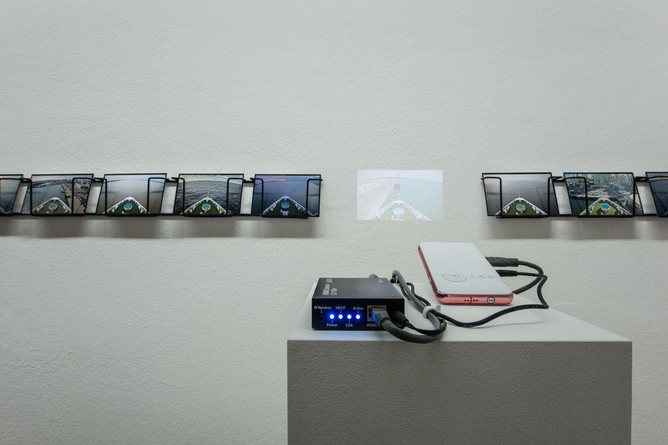 Studio ++, Navigare, 2012 18. Special project for Kunst Meran Merano Arte & Museo Civico di Castelbuono. Courtesy the artist. Photo Ivo Corrà