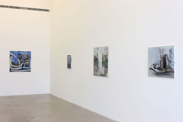 Talar Aghbashian. Exhibition view at Marfa Projects, Beirut 2018