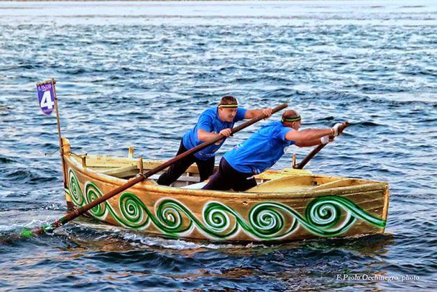 Taranto Opera Viva, decoro su barca vincitrice 2017