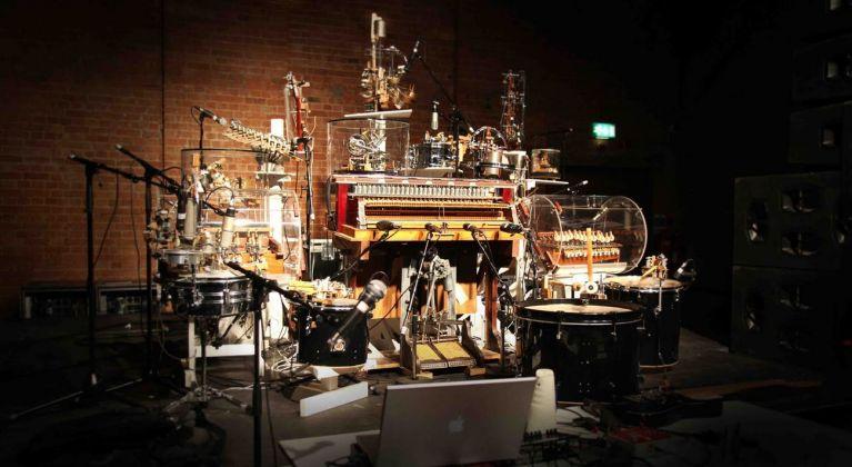 Terraforma 2018. Felix's machines