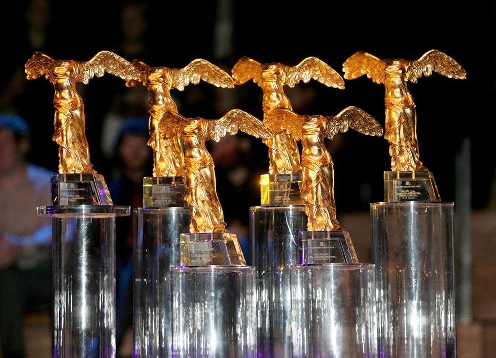 The Golden Nicas Foto: rubra