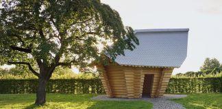 Thomas Schütte, Blockhouse, 2018. Campus Vitra, Weil am Rhein