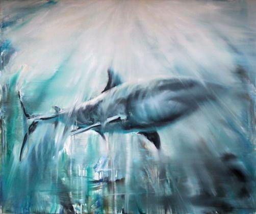 Tiziana Pers, Elephant Song_Shark, 2016