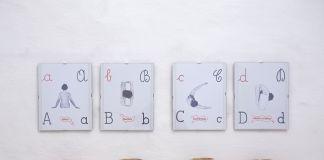 Tomaso Binga, Alfabeto Officinale, 1981