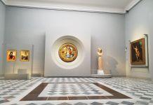 Uffizi, la nuova sala dedicata a Raffaello e Michelangelo. Protagonista il Tondo Doni