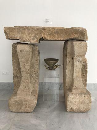 Museo Salinas, Evgeny Antufiev, installation view