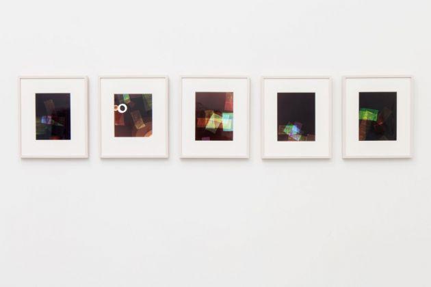 Yto Barrada, Bonbon 1 to 5, 2015. Courtesy Pace Gallery. Photo Altrospazio