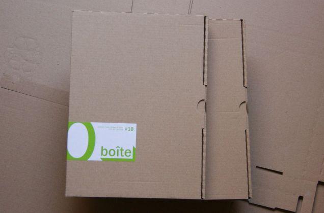 boite #10, © Boîte Editions
