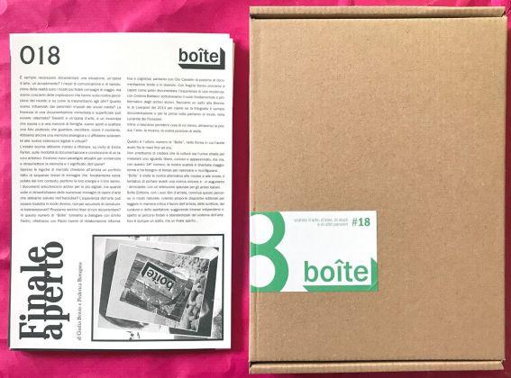 boite #18, © Boîte Editions