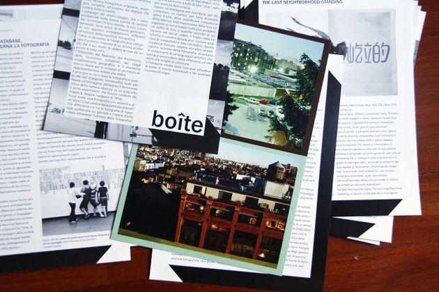 boite #4, © Boîte Editions