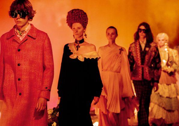 Gucci Cruise ad Arles - ph. Kevin Tachman
