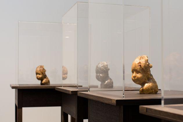 Medardo Rosso, Museum of Fine Arts, Ghent 2018
