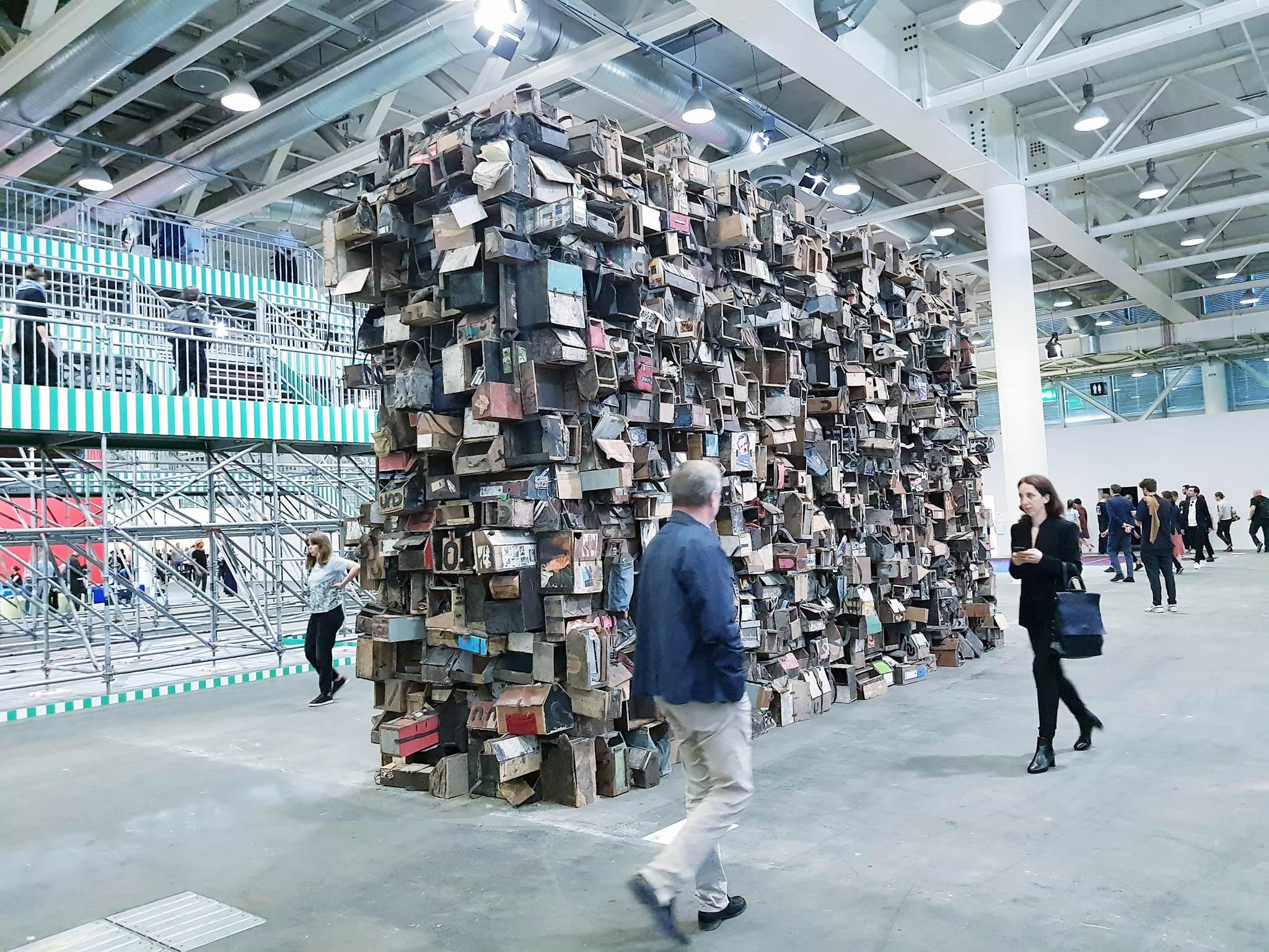 Art Basel 2018, Unlimited
