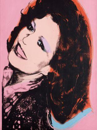 Andy Warhol, Ritratto della Principessa Giovanna Pignatelli d'Aragona Cortés, Blindarte