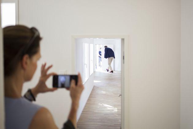 Svizzera 240 - House Tour. 16. Mostra Internazionale di Architettura - La Biennale di Venezia, FREESPACE. Photo by Italo Rondinella. Courtesy: La Biennale di Venezia