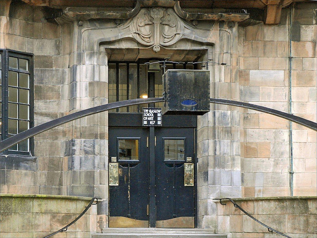 La Ricostruzione Della Glasgow School Of Art Artribune
