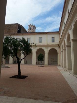 Chiostro piccolo Terme di Diocleziano