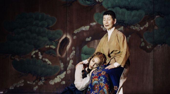 Le Renard Bleu, l'ultimo film di Partel Oliva per Kenzo