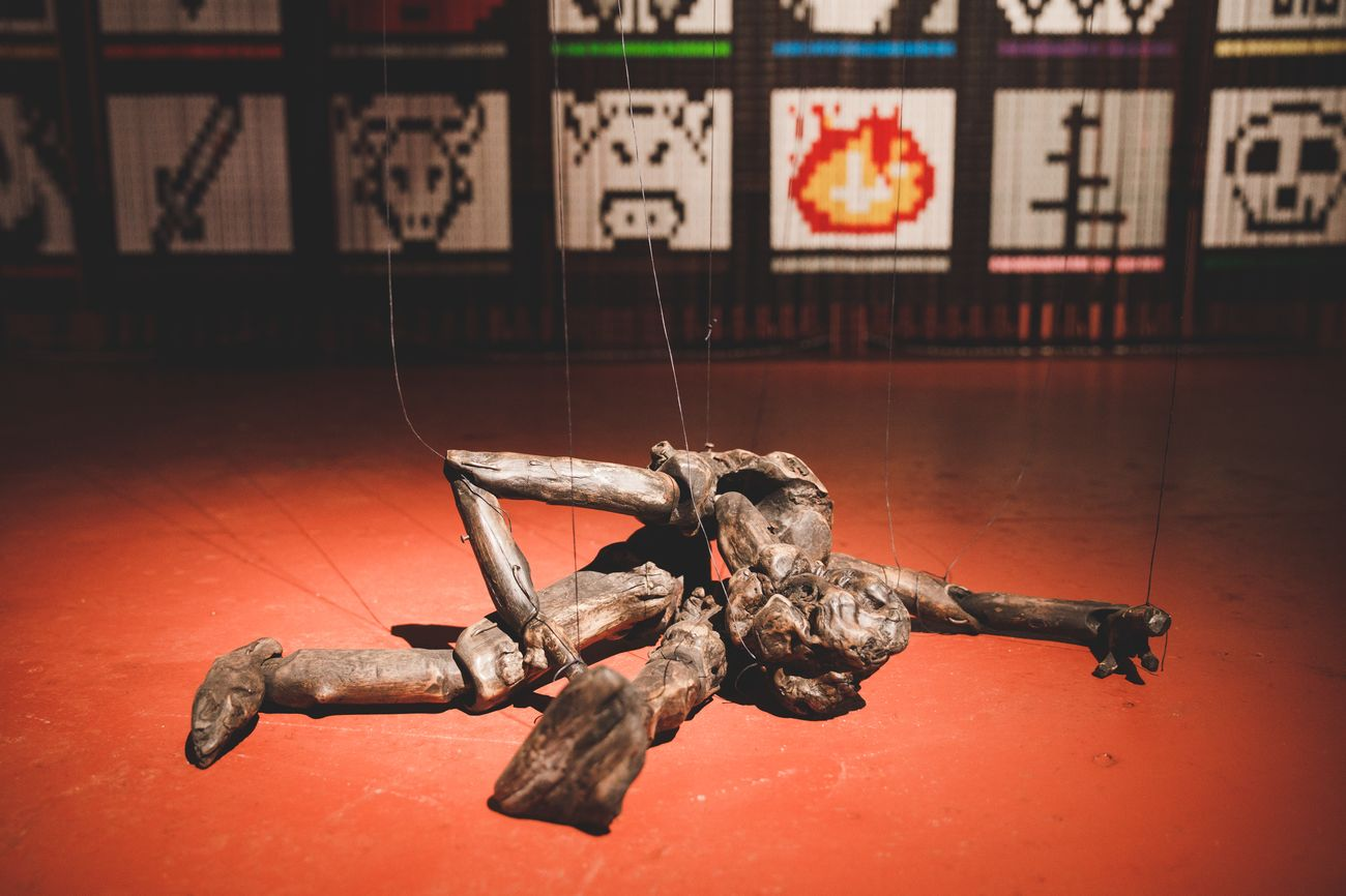 Abracadabra. The Moscow International Biennale for Young Art 2018