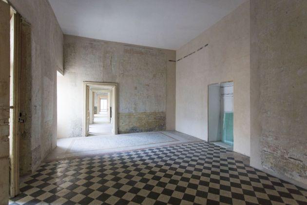 Alcune sale di Casa Morra, Napoli. Photo www.fondazionemorra.org