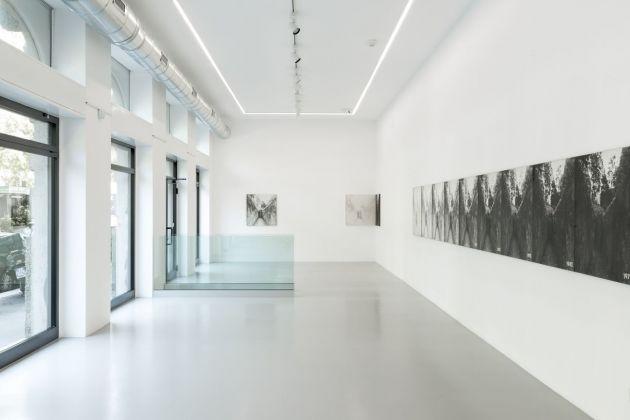 Aldo Tagliaferro. Memoria Identificazione. Exhibition view at Osart Gallery, Milano. Photo courtesy Max Pescio