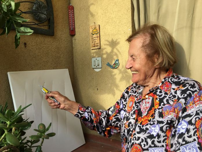 Alice Zannoni – L'arte contemporanea spiegata a mia nonna. Fontana. No Limits