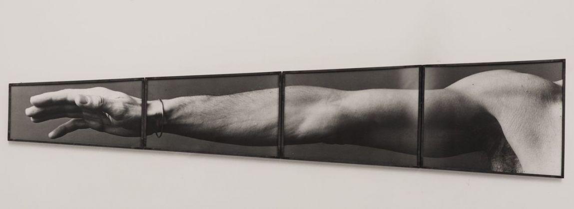 Balthasar Burkhard, Der Arm, 1980-82. Musée de Grenoble