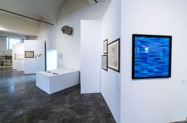Bianco-Valente, Terra di me, exhibition view at Palazzo Branciforte, Palermo 2018