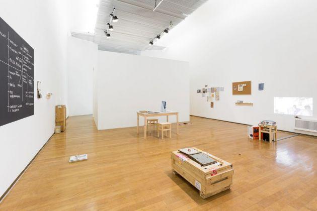 Brasile. Il coltello nella carne, exhibition view at PAC, Milano 2018, photo Nico Covre, Vulcano
