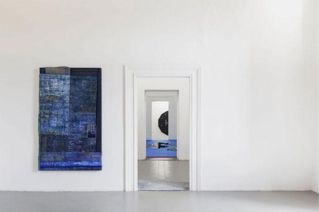 Collector's choice. Kristian Touborg e Luca Pozzi. Exhibition view at Eduardo Secci Contemporary, Firenze 2018. Photo Stefano Maniero