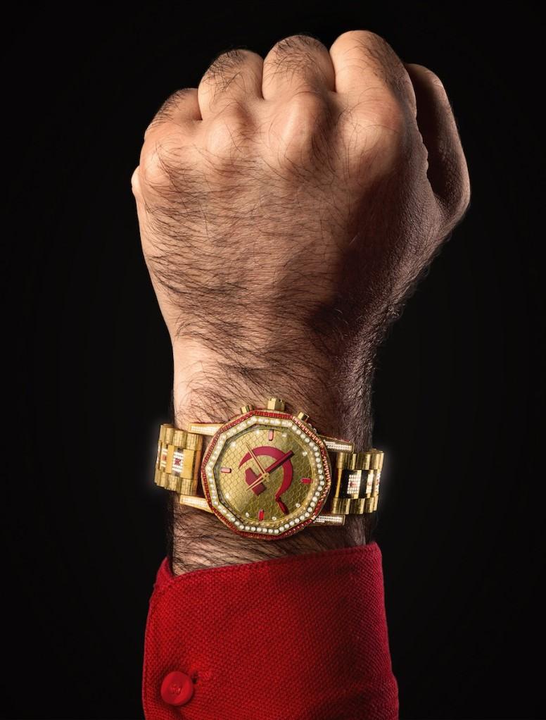 Comunisti col Rolex, disco di J-Ax e Fedez