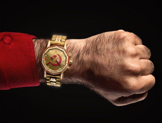 Comunisti col Rolex, la copertina dell'album di J-Ax e Fedez, uscito nel 2017