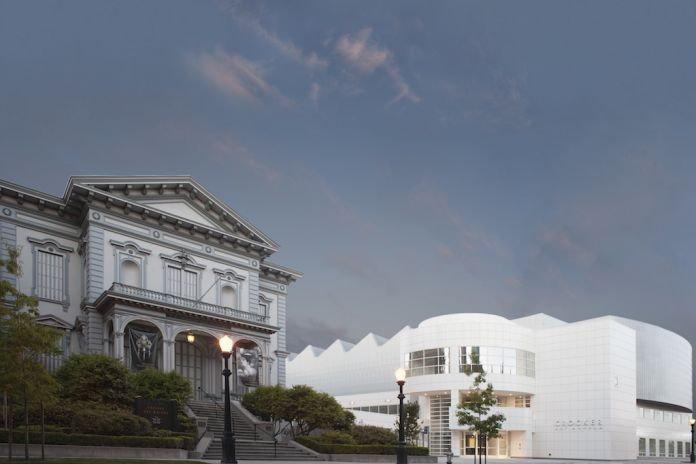 Crocker Art Museum, Photo by Brian Suhr