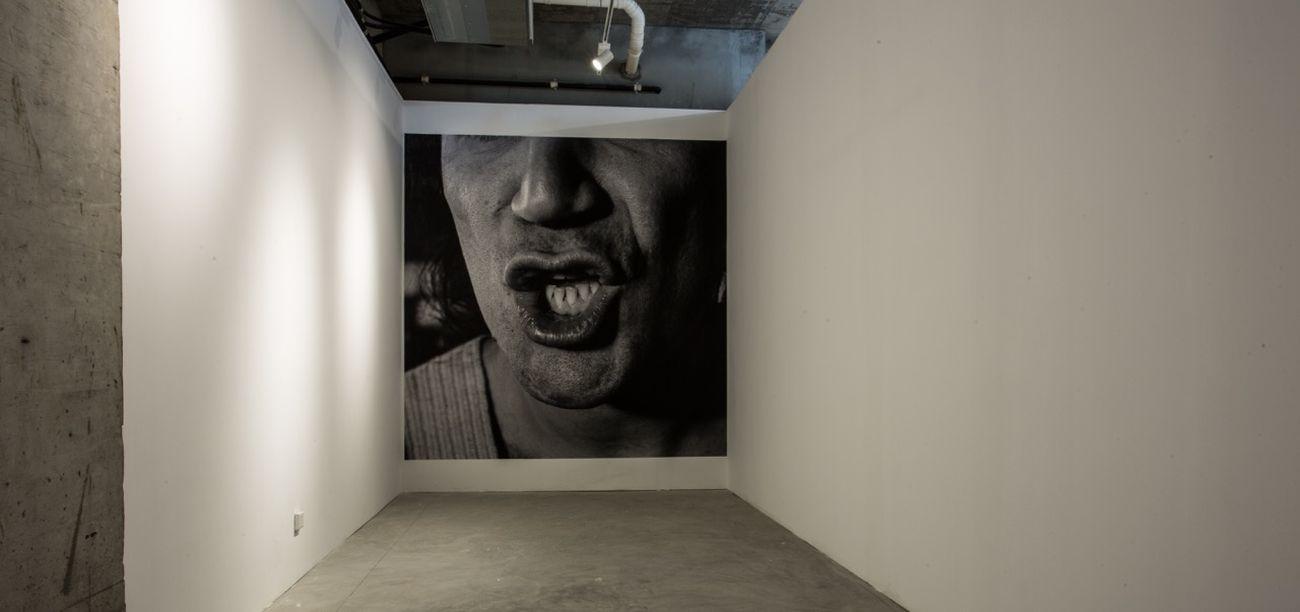 Demetrio Stratos. Courtesy Second Yinchuan Biennale