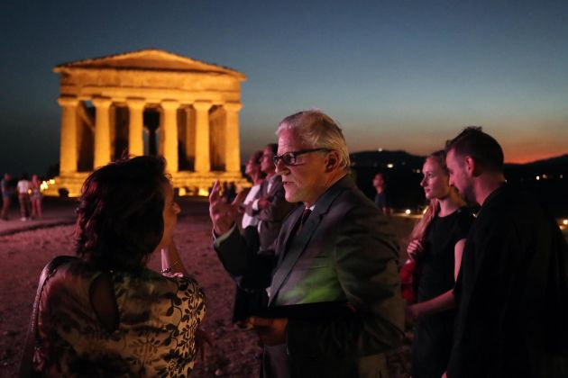 Jan Fabre, Ecstasy & Oracles, Valle dei Templi, Agrigento. Ph. Igor Petyx