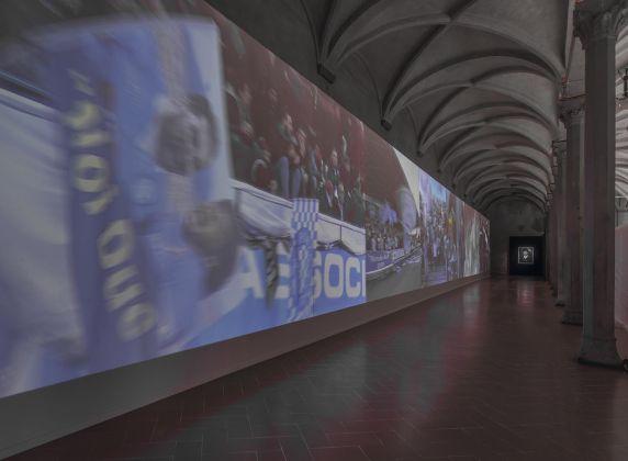 Fanatic Feelings – Fashion Plays Football. Fondazione Pitti Immagine Discovery. Photo credits Alessandro Ciampi