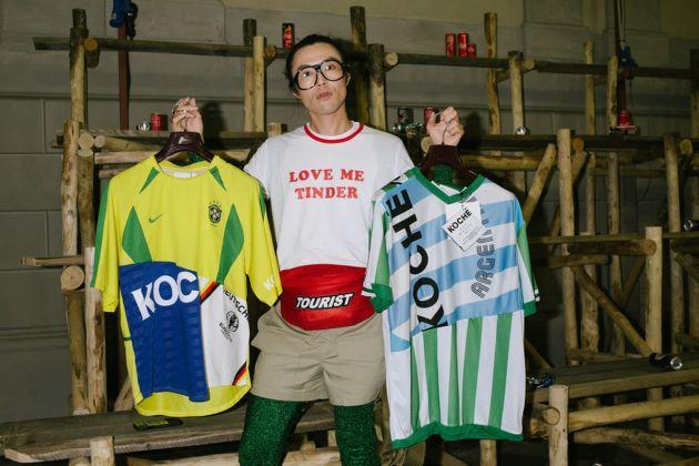 Fanatic Feelings – Fashion Plays Football. Fondazione Pitti Immagine Discovery. Photo credits Vanni Bassetti
