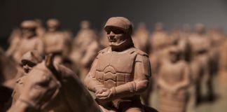 Fernando Sánchez Castillo, Terracotta Army, 2016, Collezione dell'artista, Spagna
