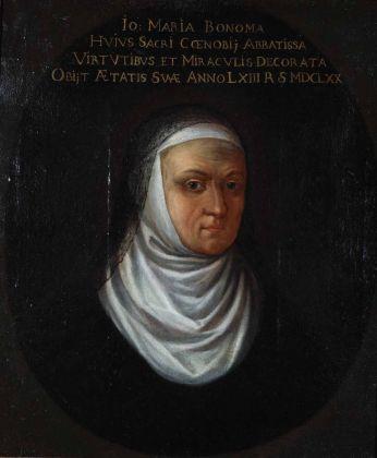 Francesco Trivellini, La beata Giovanna Maria Bonomo, sec. XVIII