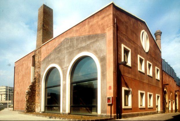 Giacomo Leone, Intervento su Viale Africa, Catania - Archivio Architetti Leone