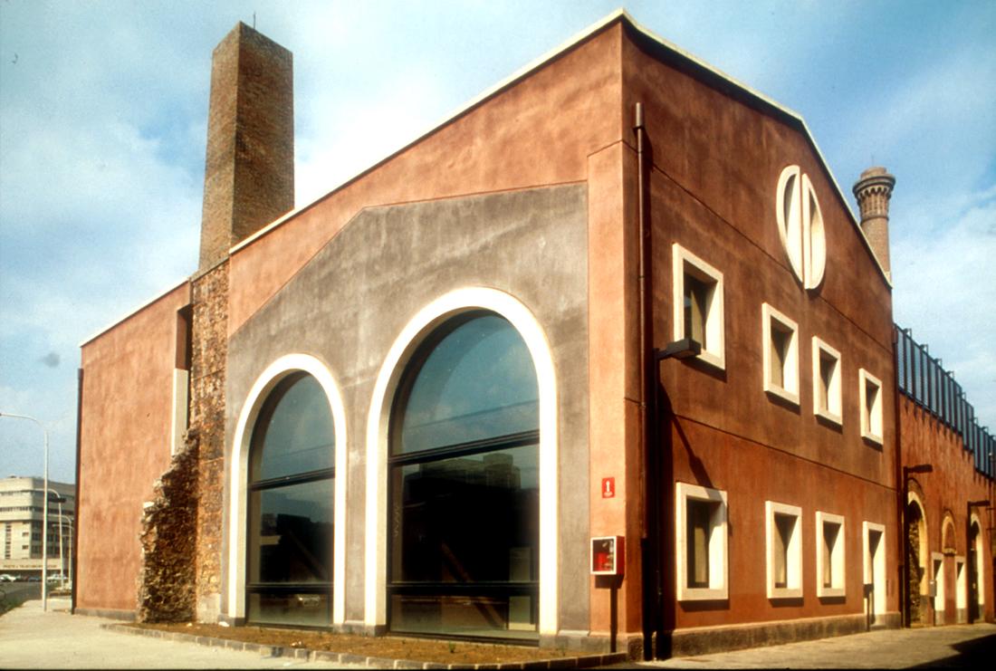 Raccolta Ferro Vecchio Catania la storia dell'architetto giacomo leone | artribune