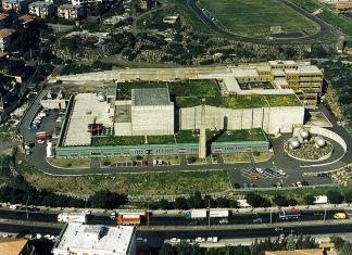 Giacomo Leone, Laboratori Nazionali del Sud (LNS) dell'Istituto Nazionale di Fisica Nucleare (INFN), Catania - Archivio Architetti Leone