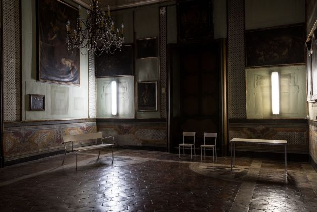 Gian Maria Tosatti, Il mio cuore è vuoto come uno specchio, Catania 2018